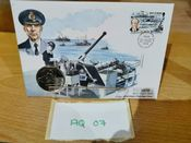 Isle of Man, 1994 PNC (D-Day), With IOM Crown 1994, VG, AQ07